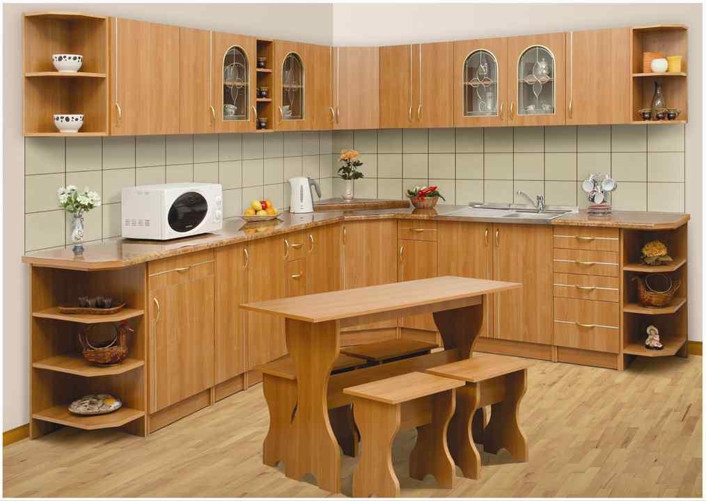 Кухонный гарнитур из дсп своими руками фото 24
